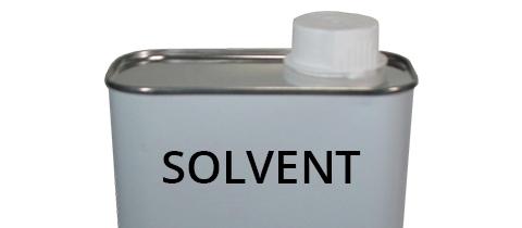 Solvent reinigers