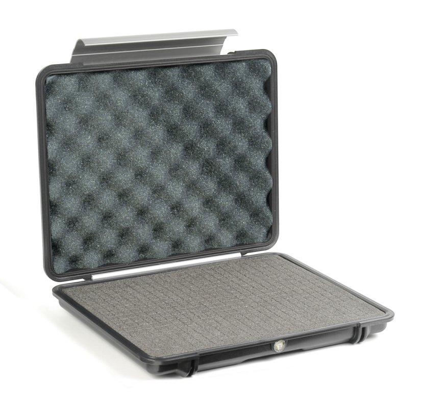 Peli 1080 Hard Back case-Met plukschuim