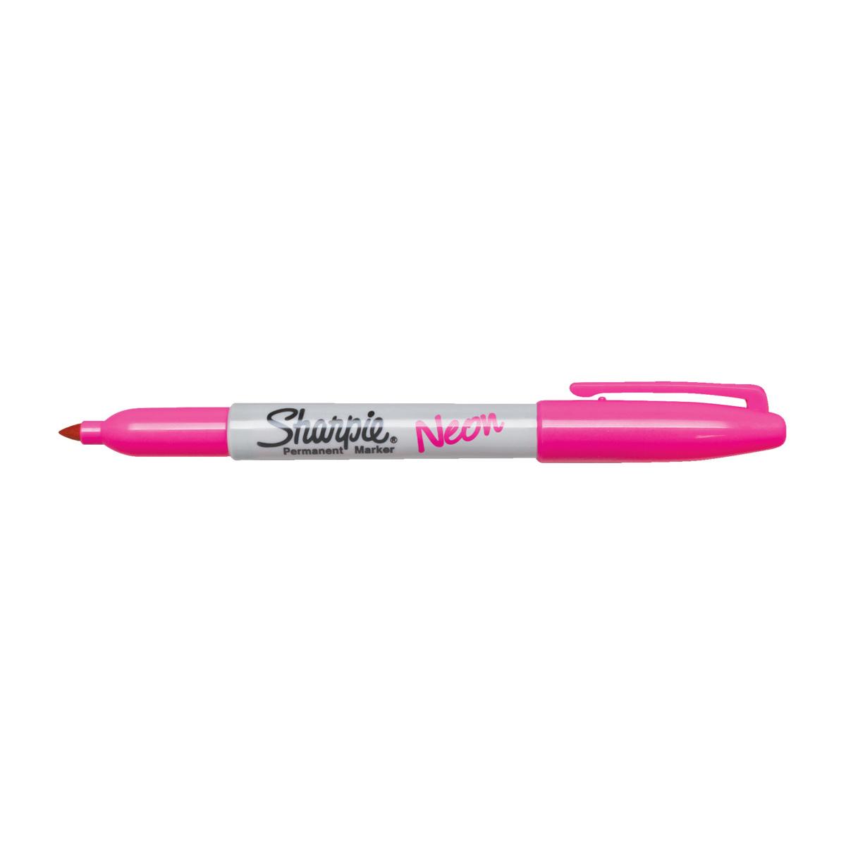 Sharpie permanent marker - Neon Roze