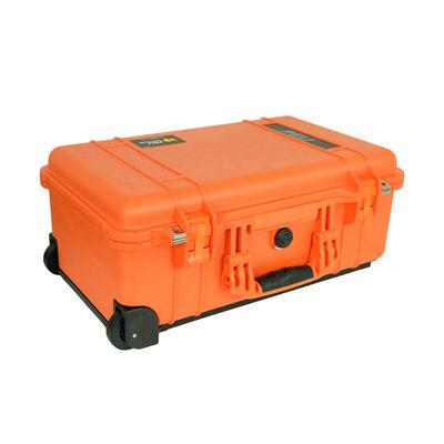 Peli Case 1560 Oranje-Met plukschuim