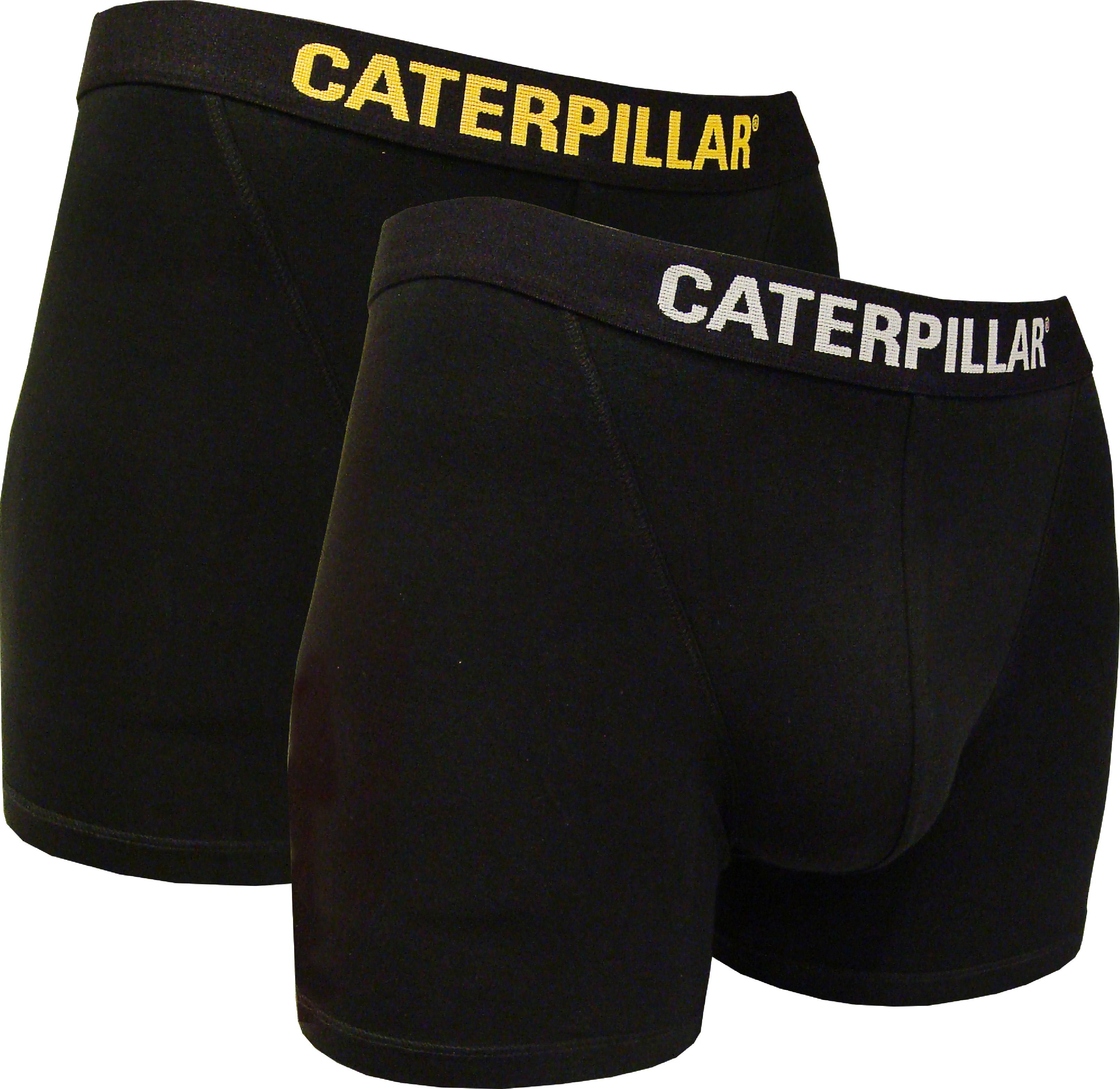 CAT Boxershorts 2 pack - Zwart - L