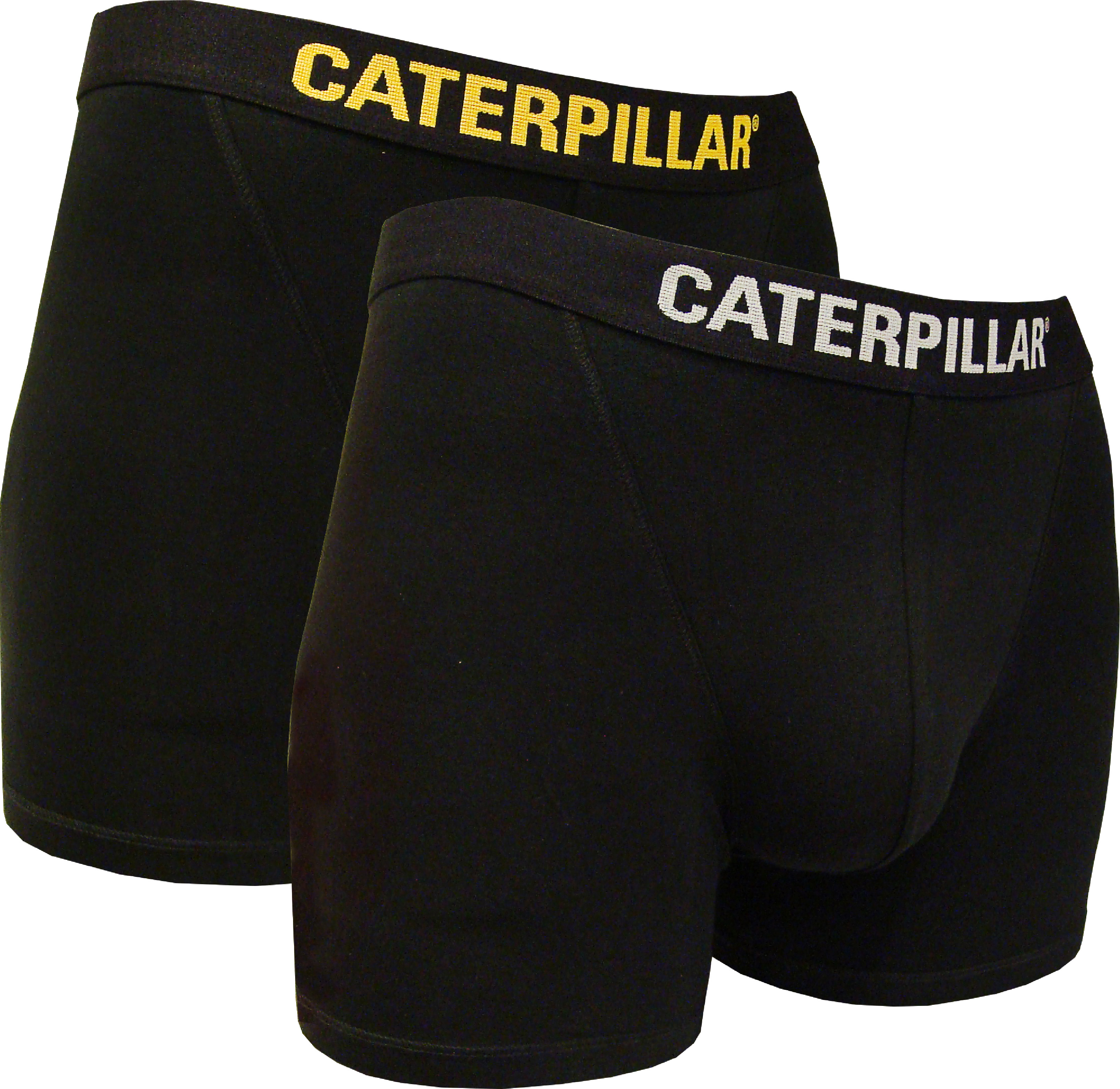CAT Boxershorts 2 pack - Zwart - XL