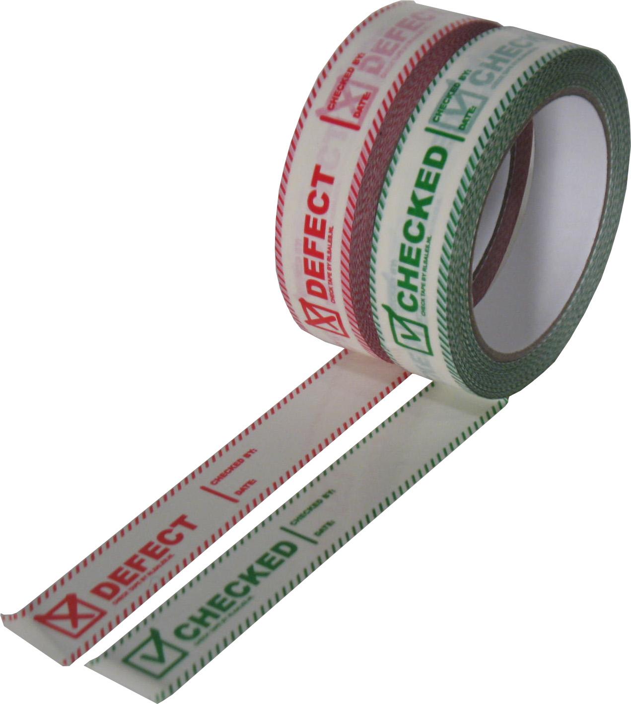 Gaffergear PVC Checked en Defect tape set