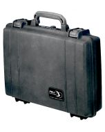 Peli 1470 Case Zwart gesloten
