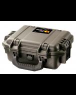 Peli Case 1200 GP2 voor 2 Go Pro camera's dicht