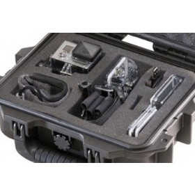 Peli Case 1200 GP1 voor 1 Go Pro camera