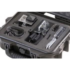 Peli 1200 GP1 voor 1 Go Pro camera