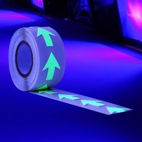 Pro glow in the dark pijltjes - 30 stuks