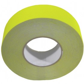 Antislip tape 25mm x 18,3m neon geel
