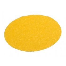 Antislip tape cirkel Ø 50mm geel