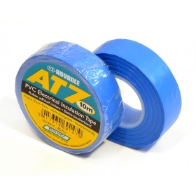 Advance AT7 PVC tape 15mm x 10m blauw - doos 100 rollen