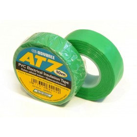 Advance AT7 PVC tape 15mm x 10m groen - doos 100 rollen