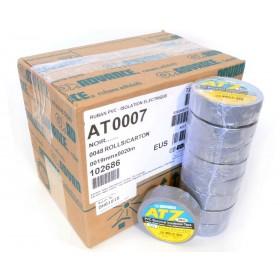 Advance AT-7 PVC tape 19mm. x 10m. Grijs