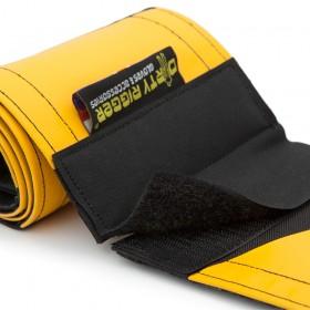 Dirty Rigger Carpet Cable Crawler 1M geel / zwart