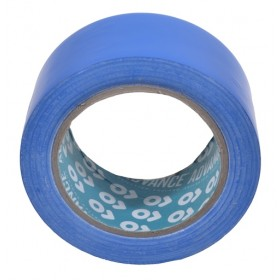 Advance AT8 PVC Vloermarkeringstape 50mm x 33m Blauw