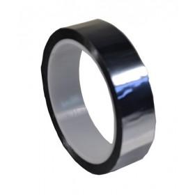 Pro metallic glans tape 24mm x 33m zilver