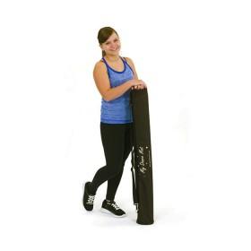 Tapdans dansvloer voor thuis 2m x 1m - set: dansvloer, tape en opbergtas