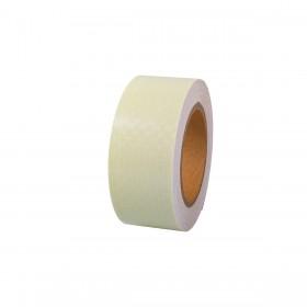 Antislip Glow in the dark tape 50mm x 10m - 200mcd
