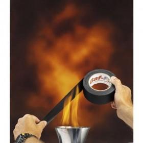 Gaf-Fire brandvertragende gaffa tape 48mm x 25m zwart