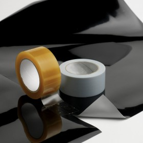 Gaffergear Dance Floor Tape PVC 50mm. x 33m. Zwart