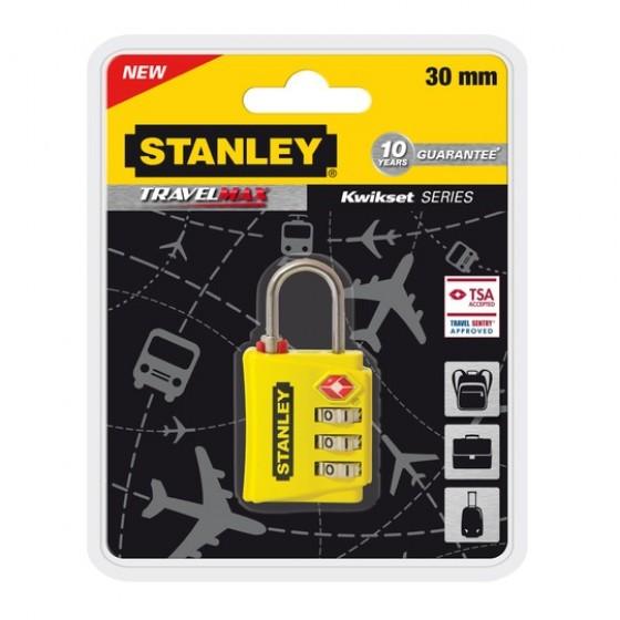 Stanley TSA Hangslot Geel