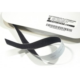 GafferGear klittenband 50mm x 25m Haak zelfklevend zwart