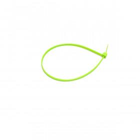 Kabelbinders 4,8 x 300 mm neon groen zak 100 stuks