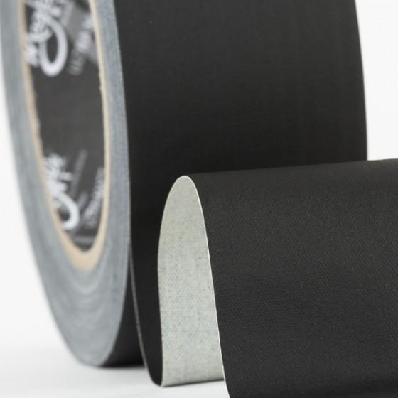 MagTape Ultra Matt gaffa tape 50mm x 25m zwart
