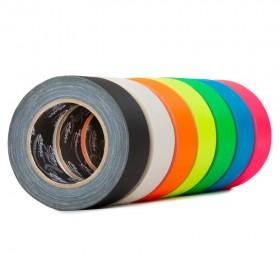 MagTape Ultra Matt Neon gaffa tape 50mm x 25m oranje
