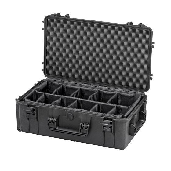Gaffergear Case 052 zwart