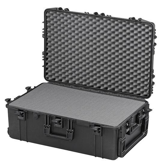 Gaffergear Case 075 zwart