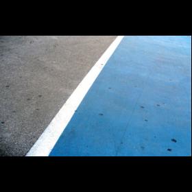 Mercalin Striper markeringsverf - spuitbus 500ml zwart