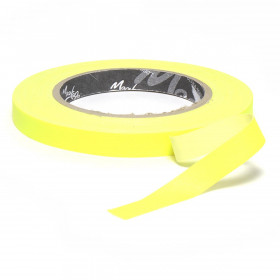 MagTape Ultra Matt Neon gaffa tape 12mm x 25m geel