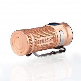 Olight SMINI Baton Limited edition Raw Copper