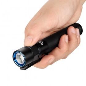 Olight S2A Baton Zwart