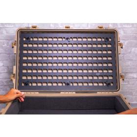 Peli MOLLE Panel Zwart voor Peli 1535 air case