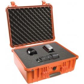 Peli Case 1550 Oranje