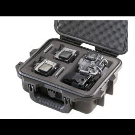 Peli 1200 GP2 voor 2 Go Pro camera's