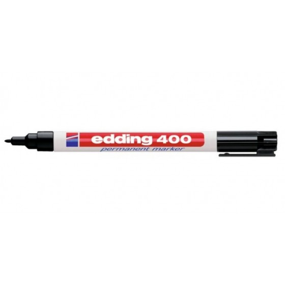 Edding 400 Permanent marker zwart