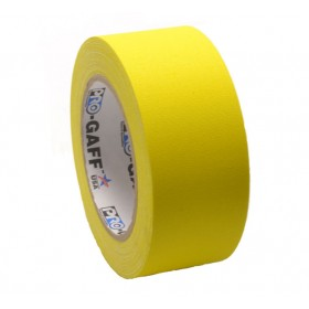 Pro-Gaff gaffa tape 48mm x 22,8m geel