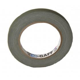 Pro-Gaff gaffa tape 12mm x 22,8m olive drap
