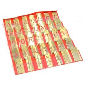 Schuifsjablonen 1 inch set 100 delig