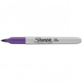 Sharpie Fine Point - permanent marker - 1mm - Paars