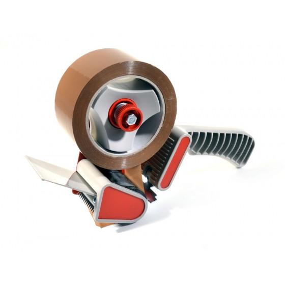 Tape dispenser 50mm kunststof uitvoering