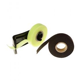 Tye-Aid zwart / geel