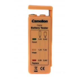 Universele Camelion Batterij Tester