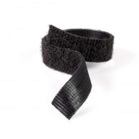 VELCRO® ONE-WRAP® klittenband rol - 10mm x 25m - zwart
