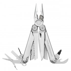 Leatherman Wave+  met Nylon Sheat