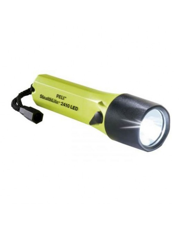 Peli StealthLite 2410C LED Geel