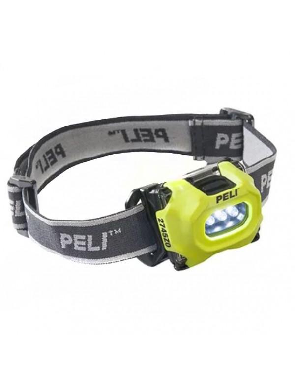 Peli Headsup Lite 2745Z0 LED Geel